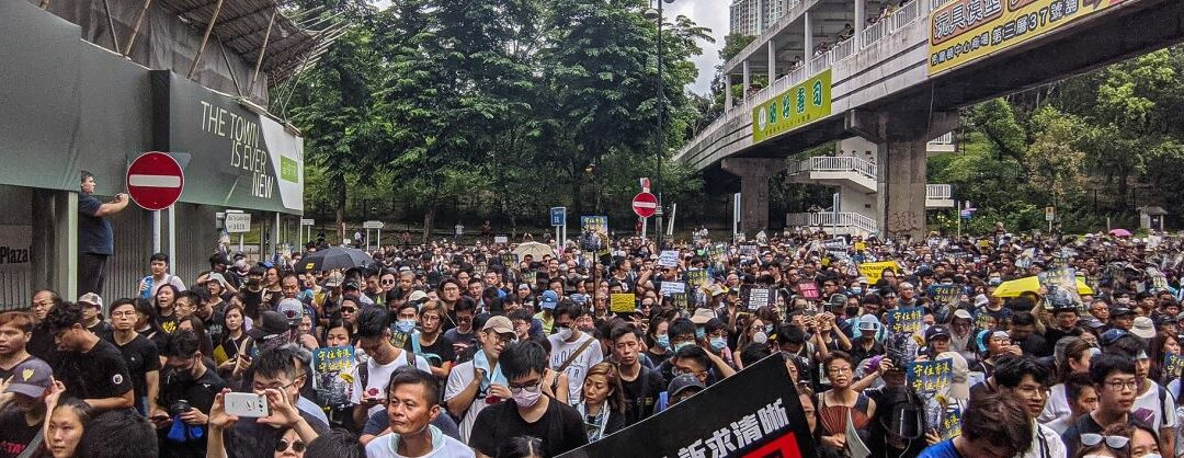 Extradition bill stand-off raises concerns for travelers in Hong Kong